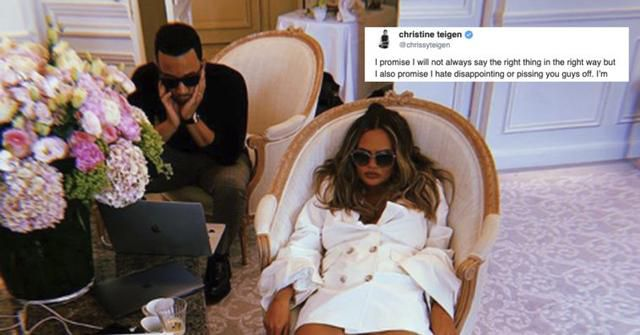 Chrissy Teigen Made This Insensitive Tweet About A Popular Gadget & People Are In An Uproar