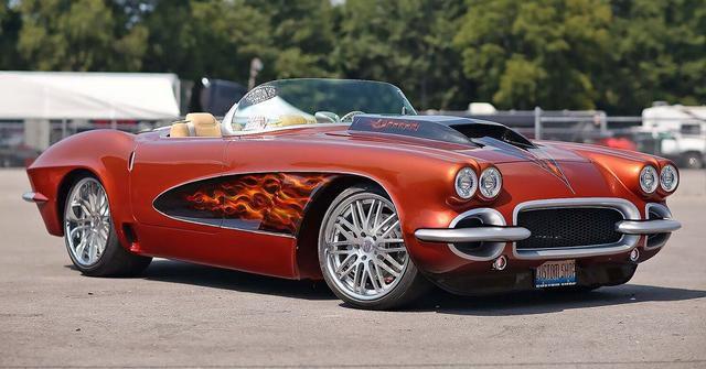 20 Custom Classic Muscle Cars That Beat The Original Design