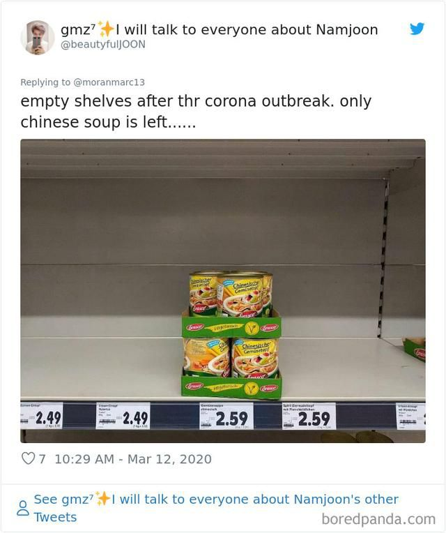 39 Things That Even The Panic Shoppers Didn't Buy