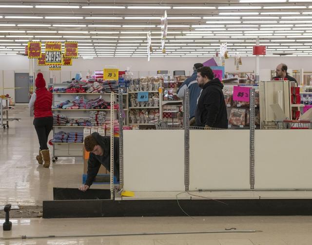 Kmart calls it quits today
