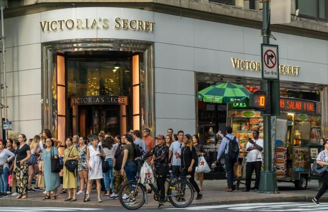 Victoria's Secret Files Suit to Get Out of Manhattan Lease