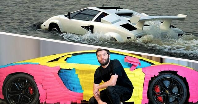 15 Photos That Show Us A Different Side Of Lamborghini