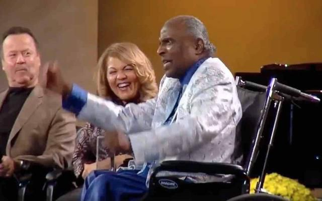 Little Richard shares his Christian faith in unearthed 2017 broadcast: 'I started just thinking about Jesus'