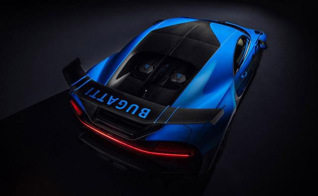 Bugatti Reveals Its Latest Model, The Mind-Blowing $3.3M, 1,500 Horsepower Chiron Pur Sport