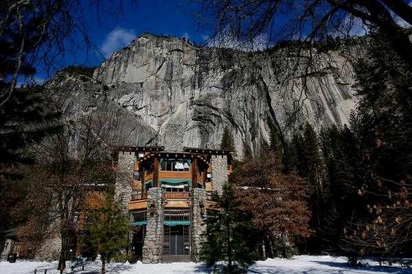 Yosemite's grand Ahwahnee Hotel loses its luster, four-diamond award