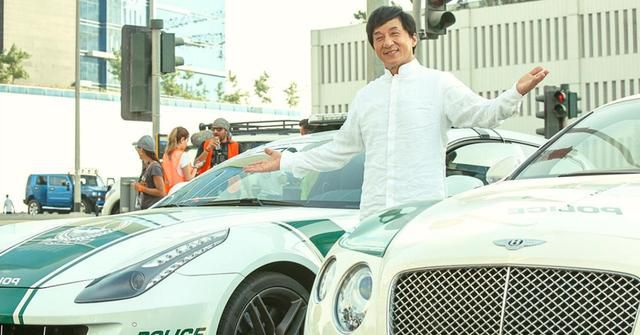17 Surprising Facts About Jackie Chan's Car Collection