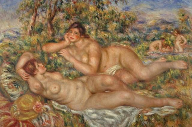 What's the Problem with Renoir's Nudes?