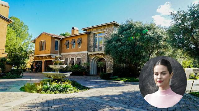 Inside Selena Gomez's former mansion, which is up for sale for $6.6MM