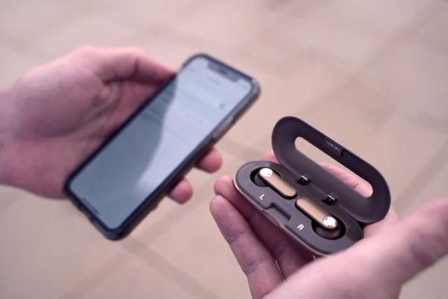 The world's thinnest truly-wireless earphones don't feel like a floss-box in your pocket