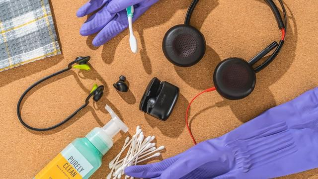 The complete guide to cleaning your headphones during a pandemic