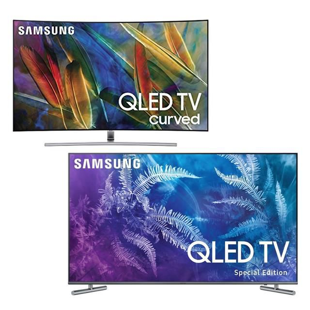 This one-day blowout sale has Samsung 4K QLED Smart TVs as low as $490