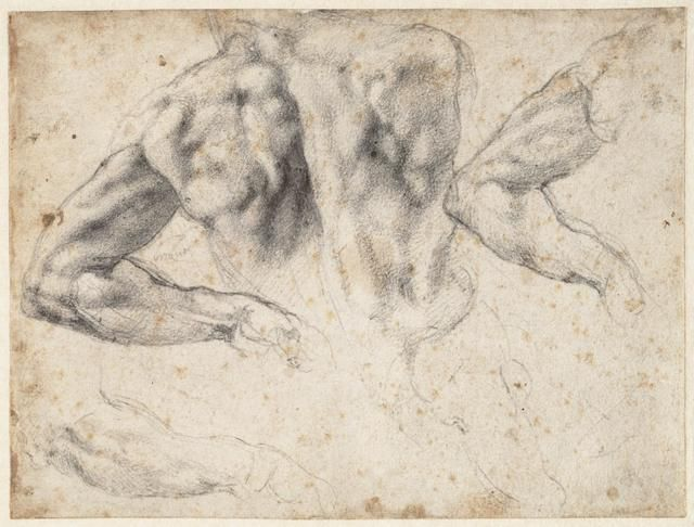 Review: The genius of Michelangelo in 53 drawings. That's 'Mind of the Master' at the Getty