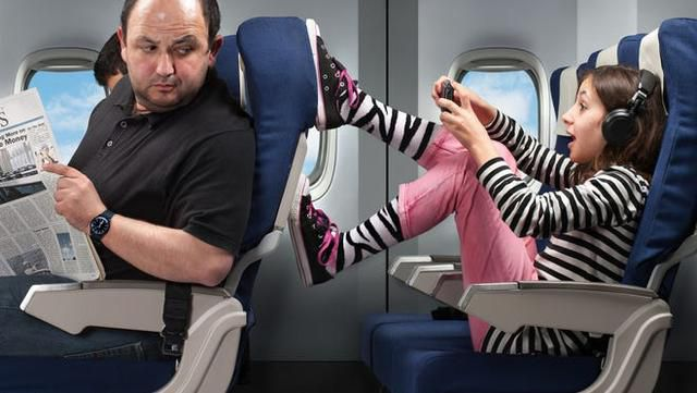 Do you have the right to recline your airline airplane seat? No, and here's why