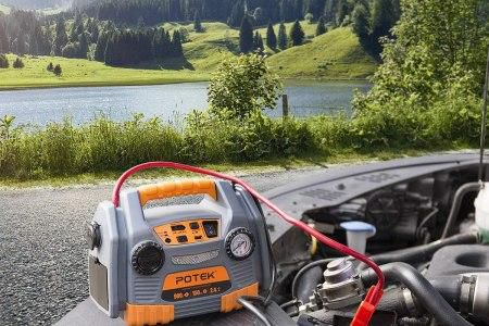 Every Driver Should Have These Air Compressors and Jump Starters in Their Emergency Kit