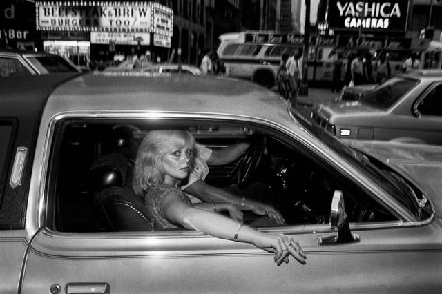 Iconic Street Photographer Bruce Gilden's Gritty Images of 70s and 80s New York City