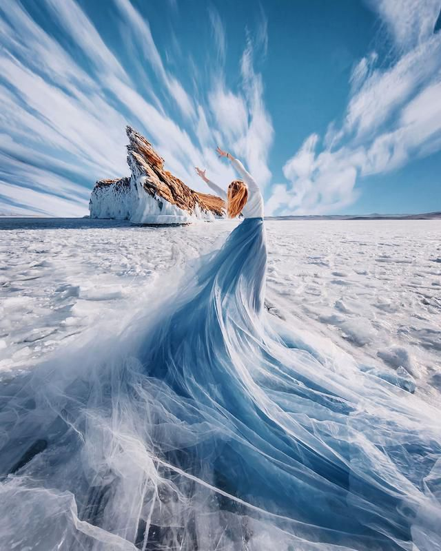 I Keep Coming Back To Baikal, The Deepest And Oldest Lake On Earth, To Capture Its Otherworldly Beauty