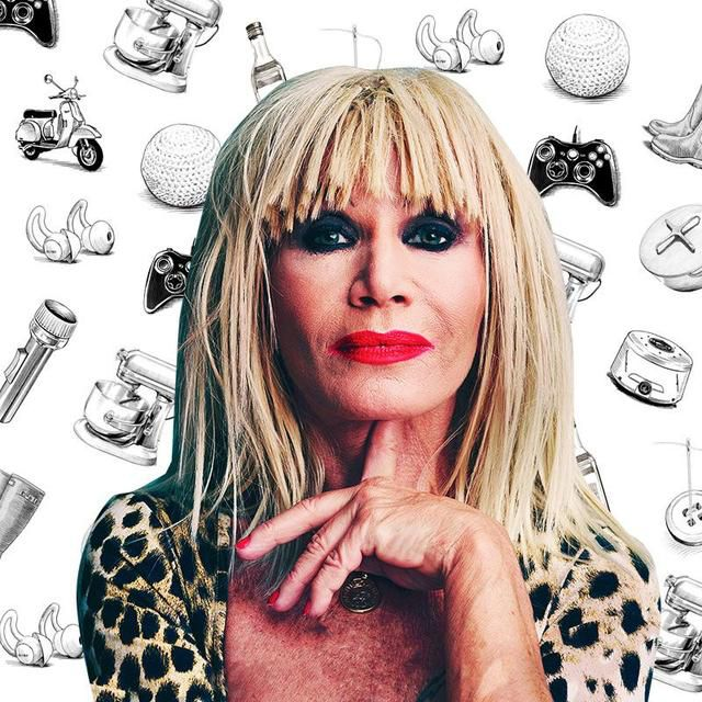 What Betsey Johnson Can't Live Without