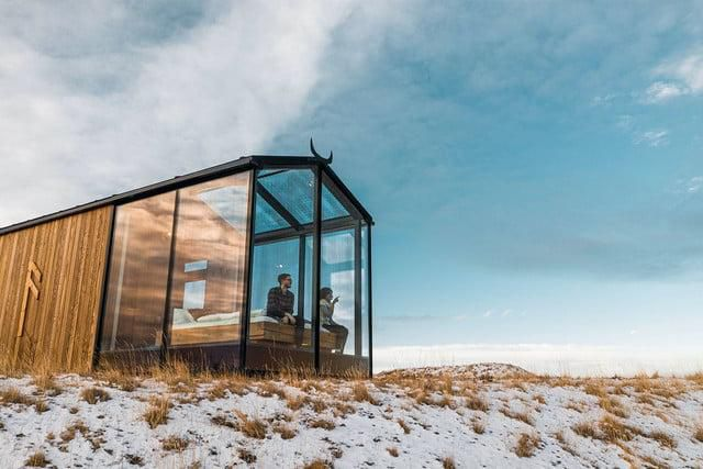 Iceland's Panorama Glass Lodge Could Be the Perfect Base for Quarantining