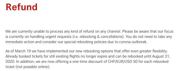 You are entitled to a refund for your canceled flight - even if the airline says you aren't