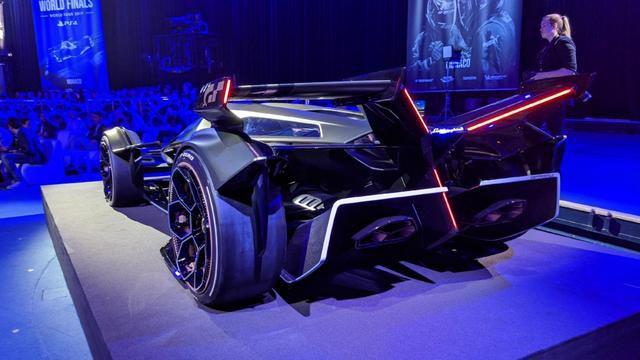 Meet the Lamborghini Lambo V12 Vision Gran Turismo ...