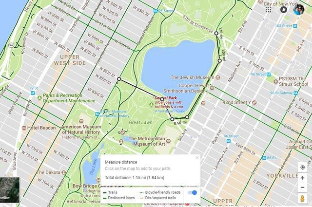 16 Surprising Things You Can Do with Google Maps