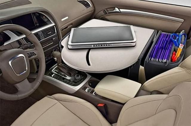 Working From Home, Spouse Driving You Nuts? Turn Your Car Into a Private Office