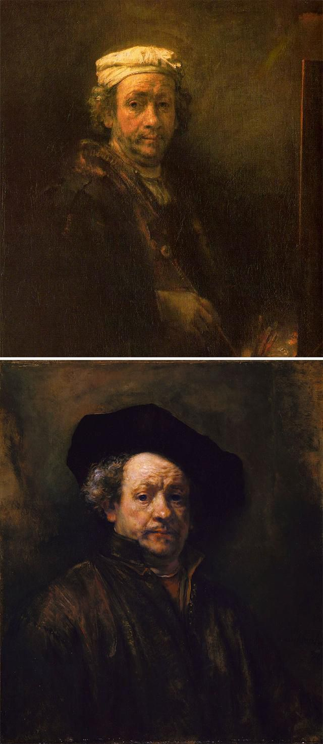 How To Recognize Famous Painters According To The Internet