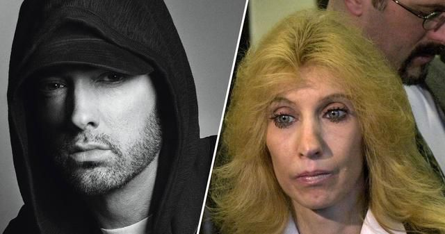 Eminem Got Sued By His Mom... Here's Where She Is Now