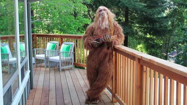 Bigfoot Is Selling His California Home, According to a Creative Real Estate Listing