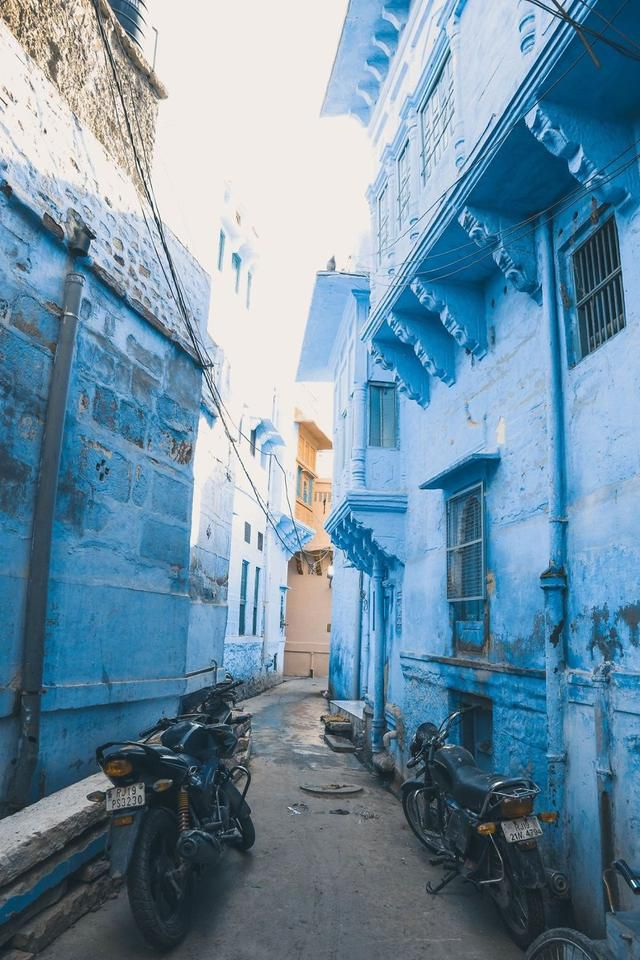 The Majestic Blue City In India I Bet Not Many People Know