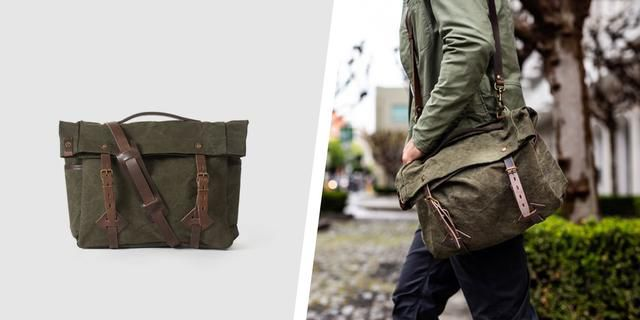 The 13 Best Messenger Bags for Men to Carry Their Gear Everywhere