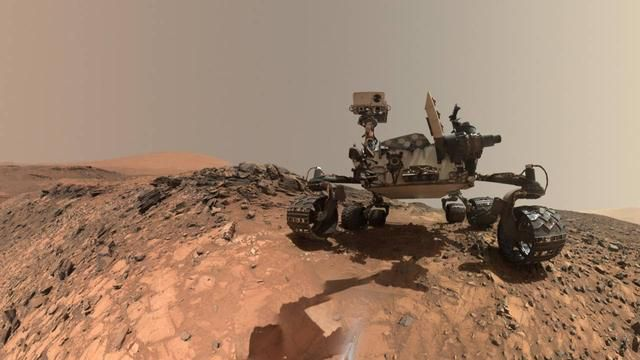 Mars oxygen levels keep spiking and NASA still isn't sure why