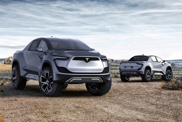 A Tesla truck concept and more automotive designs that you loved the most in 2019!
