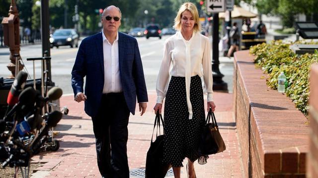 Billionaire Couple Showered GOP With Money. Now They Need a Coronavirus Lifeline