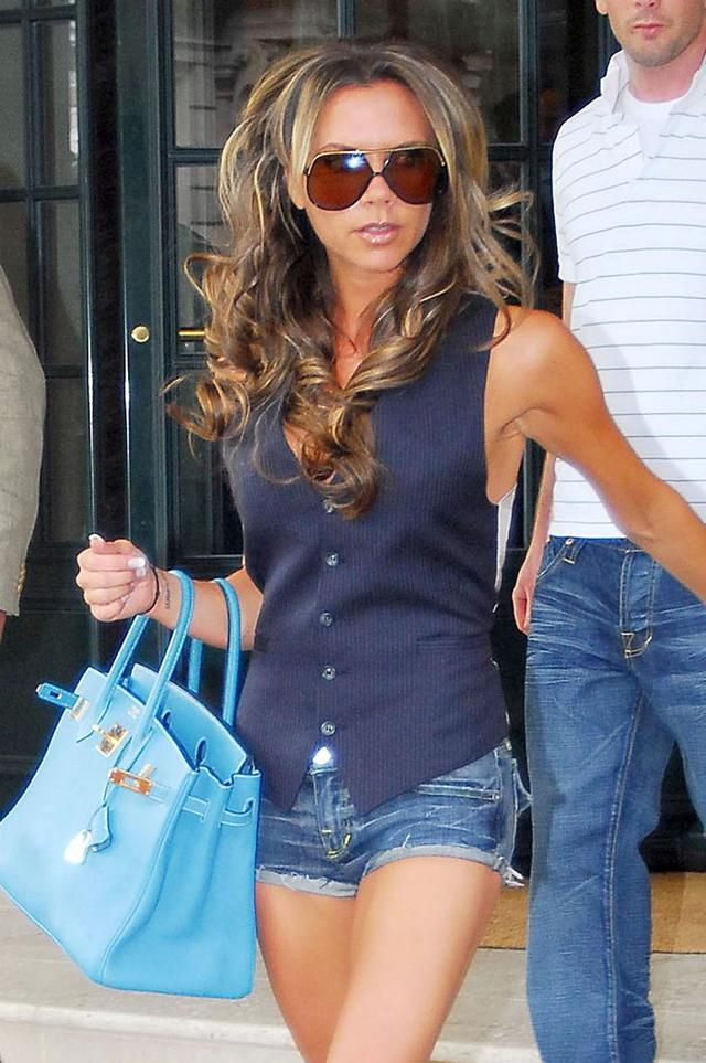 Victoria Beckham Wore One of the World's Most Expensive Bags