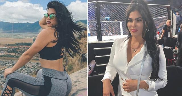 18 Photos Of UFC Star Rachael Ostovich That We Can't Stop Looking At