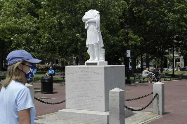 Columbus as supremacist? Some with Italian roots reject him