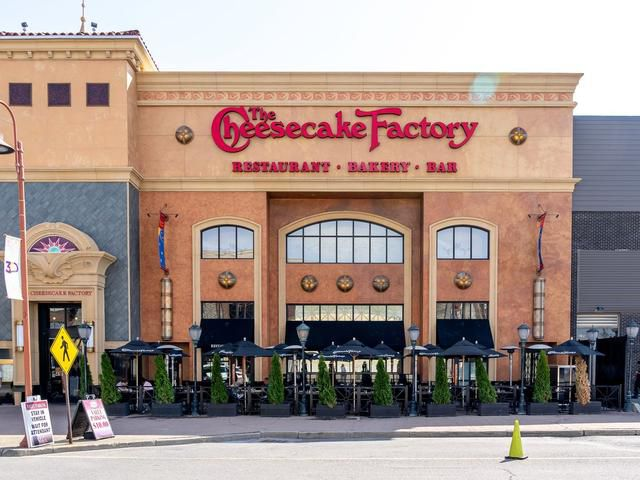 Cheesecake Factory Tells Landlords Across the Country It Won't Be Able to Pay Rent on April 1
