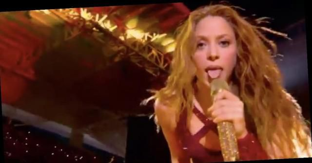 Shakira's Tongue Flick Has Gone Viral! Here's What it Really Means...