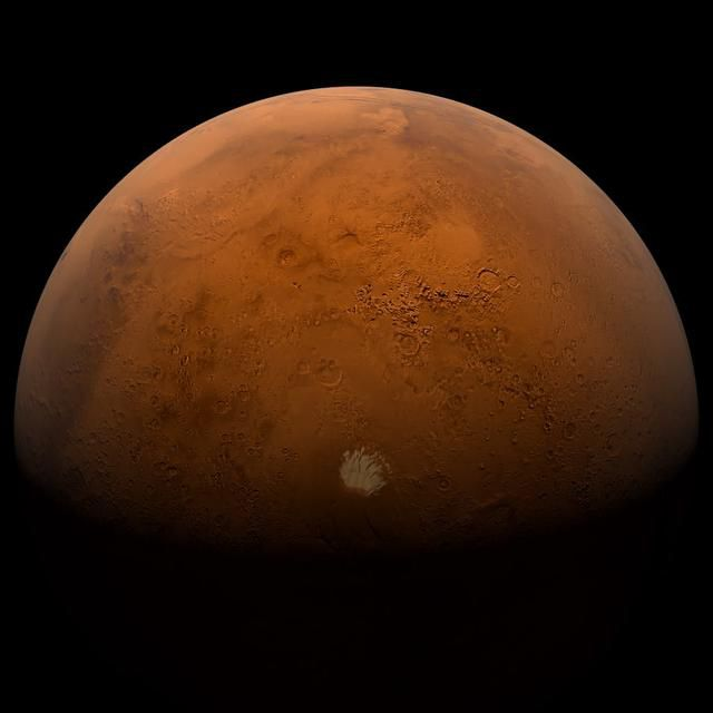 First map of Mars' winds reveals a more stable climate than Earth's