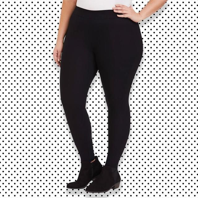 The 10 Best Plus-Size Leggings for All Occasions