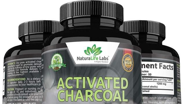 Best Activated Charcoal Products for Detoxification