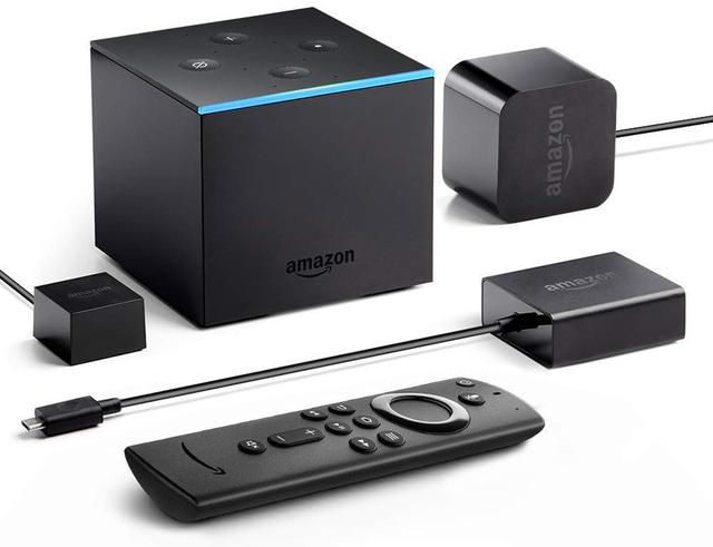 Amazon Already Slashed the Price of Its Brand New Fire TV Cube for Launch Day