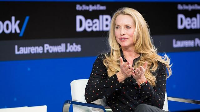 Steve Jobs' widow - worth $27.5 billion - says it's wrong for individuals to accumulate massive amounts of wealth