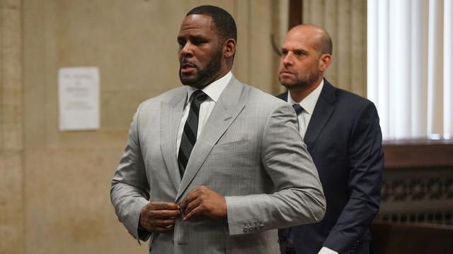 R. Kelly Rushed To Hospital For Emergency Surgery