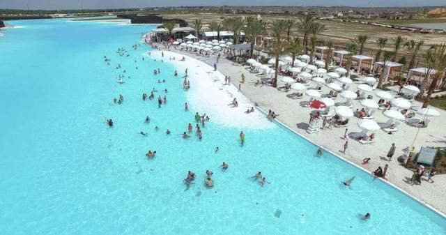 Texas City's 'Crystal Clear Lagoon' opens to Lago Mar residents, public access phase underway