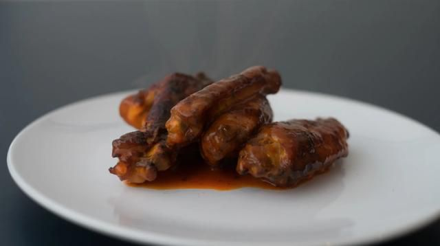 Pressure Cooked Buffalo Wings Are Fast, Easy And Very Good