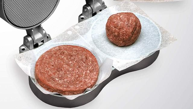Best Burger Press for Building Your Own Patty