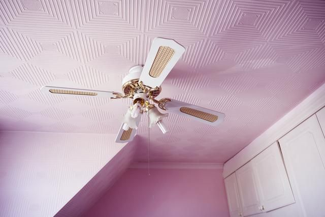 Does Sleeping With A Fan On At Night Dehydrate You? You Might Want To Keep A Glass Of Water By Your Bed