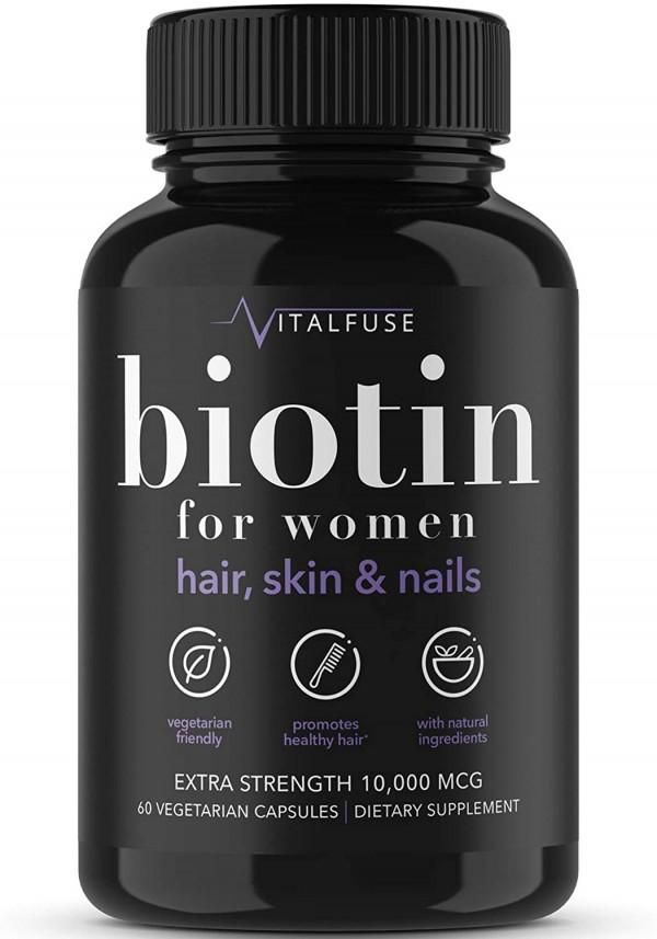 4 Hair Thinning Supplements to Grow Hair Fast
